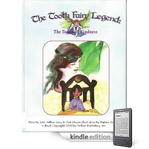 Kindle Nation Daily Free Book Alert, Friday, January 7: <u><i><b>OVER 130 BRAND NEW FREE KINDLE TITLES THIS MORNING!</b></i></u> plus ... <i><b>The Tooth Fairy Legend</b></i> by John Arthur Long  (Today's Sponsor)