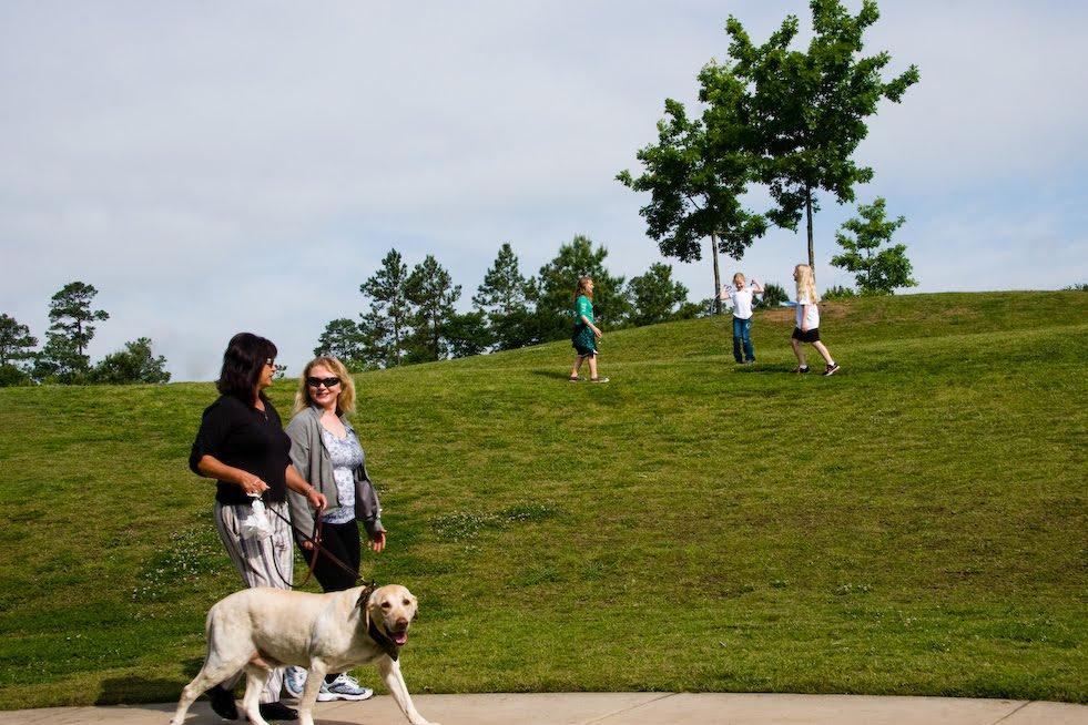The Woodlands Texas Parks: Terramont Park