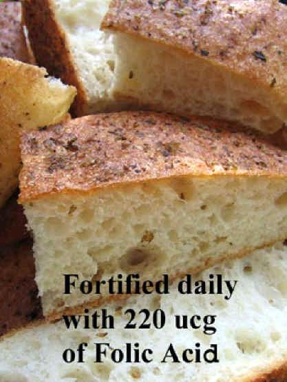 High Folate Acid Foods