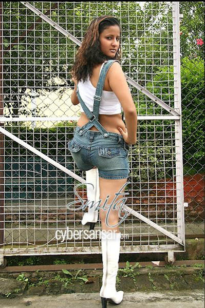 Smita Thapa - Hot And Sexy Nepali Model  Nepali Movie -7072
