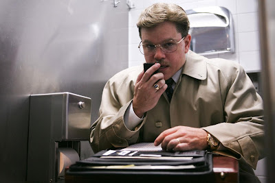 Matt Damon in The Informant Movie