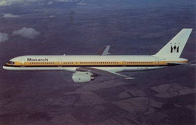 Monarch Airlines Boeing 757-200