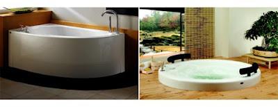 The Home Architecture Deep Soaking Tub Neptune Wind Osaka