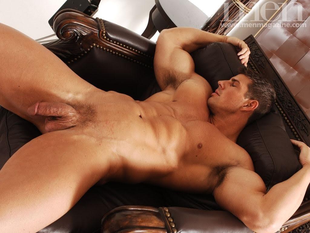 nude male muscle worship