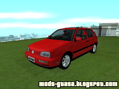 Vw Golf GTI 1994 para GTA San Andreas