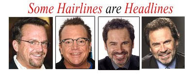 Famous hairlines the salon guy for Tom and guy salon