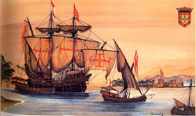 Resultado de imagem para Navios à tarde desenhos