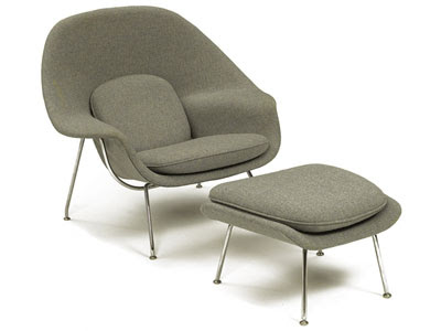 womb chair knock off glass pub table and chairs classic design: iconic