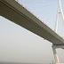 El puente marítimo de la bahía de Hangzhou, el más largo del mundo