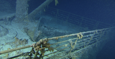 imagenes del Titanic