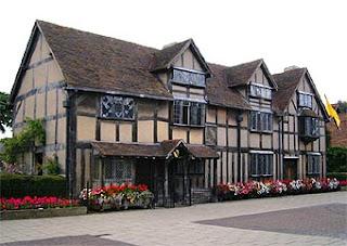 Casa natal de Shakespeare