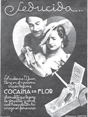 Cocaína en Flor