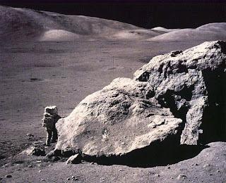En realidad el hombre llegó a la Luna