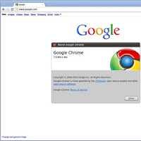 Google rilis Chrome 7.0 untuk Linux