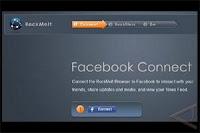 RockMelt, Browser Rasa Jejaring Sosial