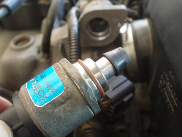 the Greasy Mouse: Idle Air Control Valve Fix