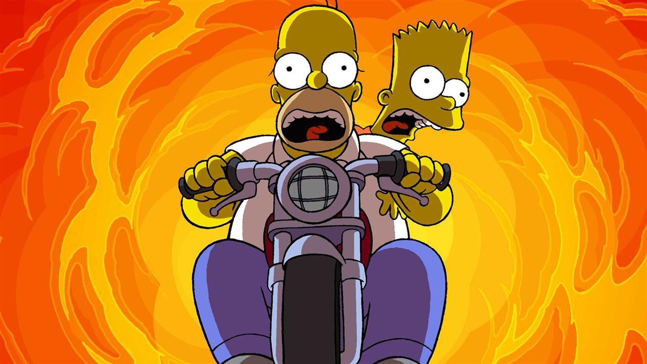 Papel De Parede Cartoon: BLOG DO TONINHO: Os Simpsons