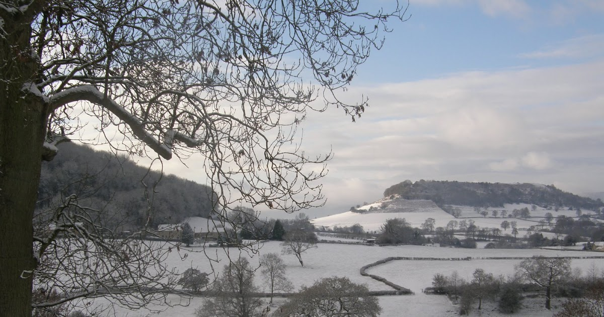 A Cotswold Year: Snow ShowersSnowflake Ipo July