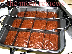Chicago Metallic Slice Solutions Brownie Pan Jen Is On A