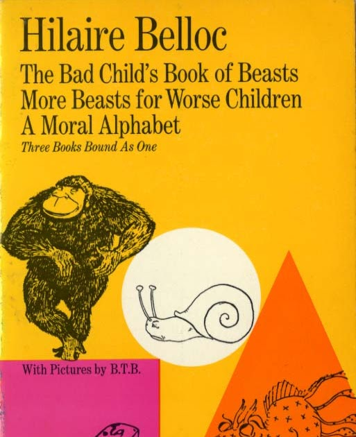 Curious Pages The Bad Childs Book Of Beasts More Beasts For Worse