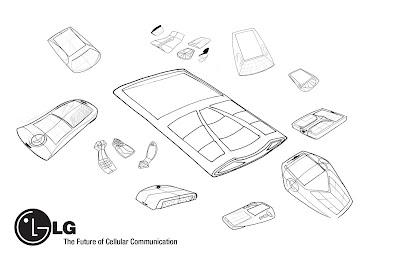 bellatdaap: LG Cell Phone Sketch's