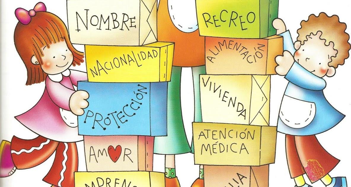 Plastilina Y Lápiz 20 De Noviembre Día De Los Derechos: Reflejos De Luz: Día De Los Derechos De Los Niños (20