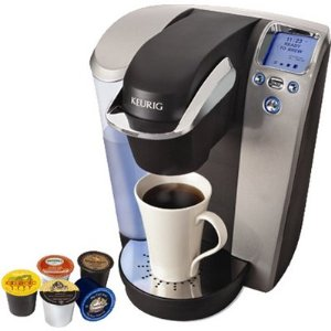 Keurig, coffee