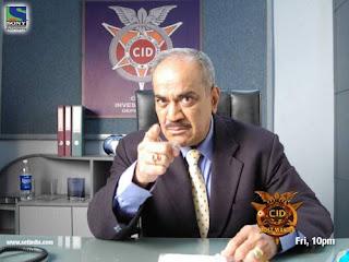 Frojon: C I D  Investigative series over 12 years