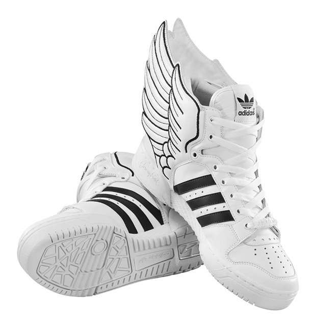 reputable site ea3fe b720c The adidas Originals by Originals Jeremy Scott JS Wings 2.0