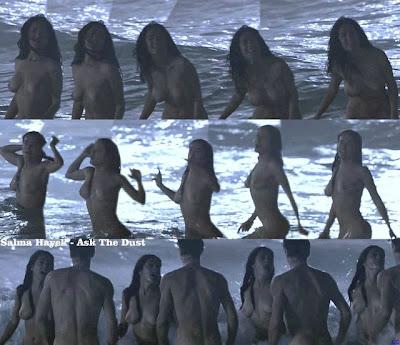 salma hayek nude scenes