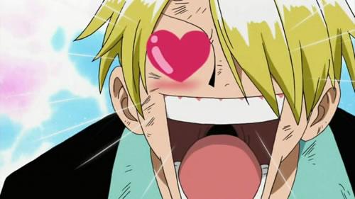 Las Diez Mejores Frases De Amor De Sanji