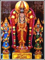 Picture of Suryanar Temple - one of the nine Navagraha Temples of Tamilnadu