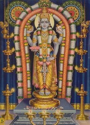 Guruvayur Krishna Temple Kerala