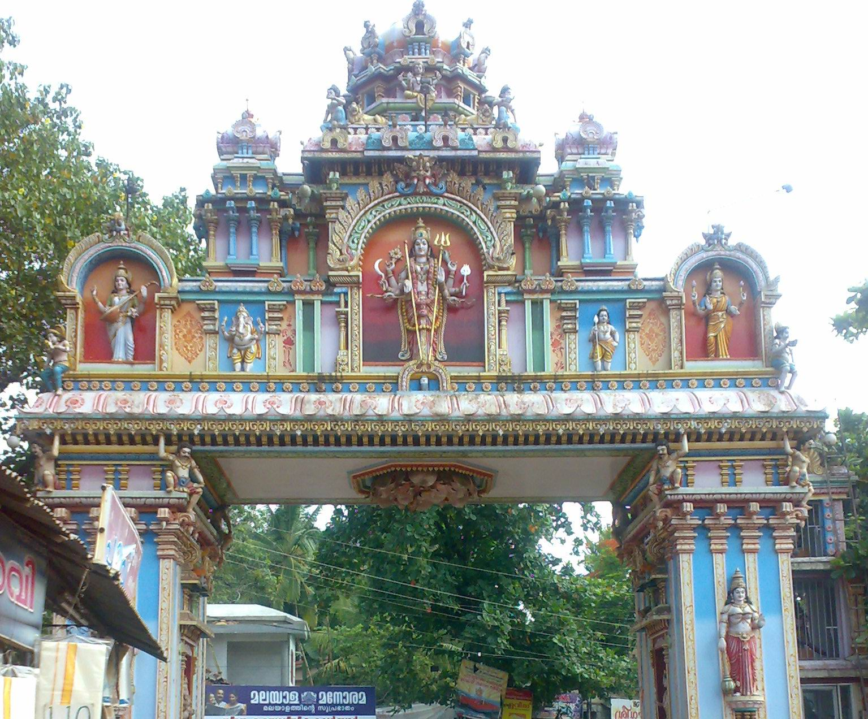 Chakkulathukavu Devi Temple, Kerala
