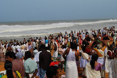 Karkidaka Vavu Bali in Kerala Vavubali Tharpanam Karkidakam