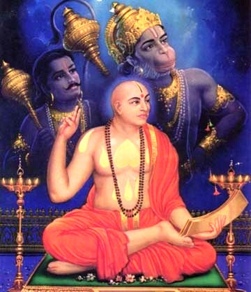 relationship between bhima and hanuman jayanti
