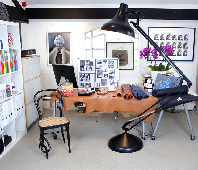 A n z u: Creative workspaces