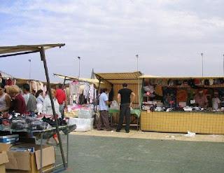 Markeder på Gran Canaria