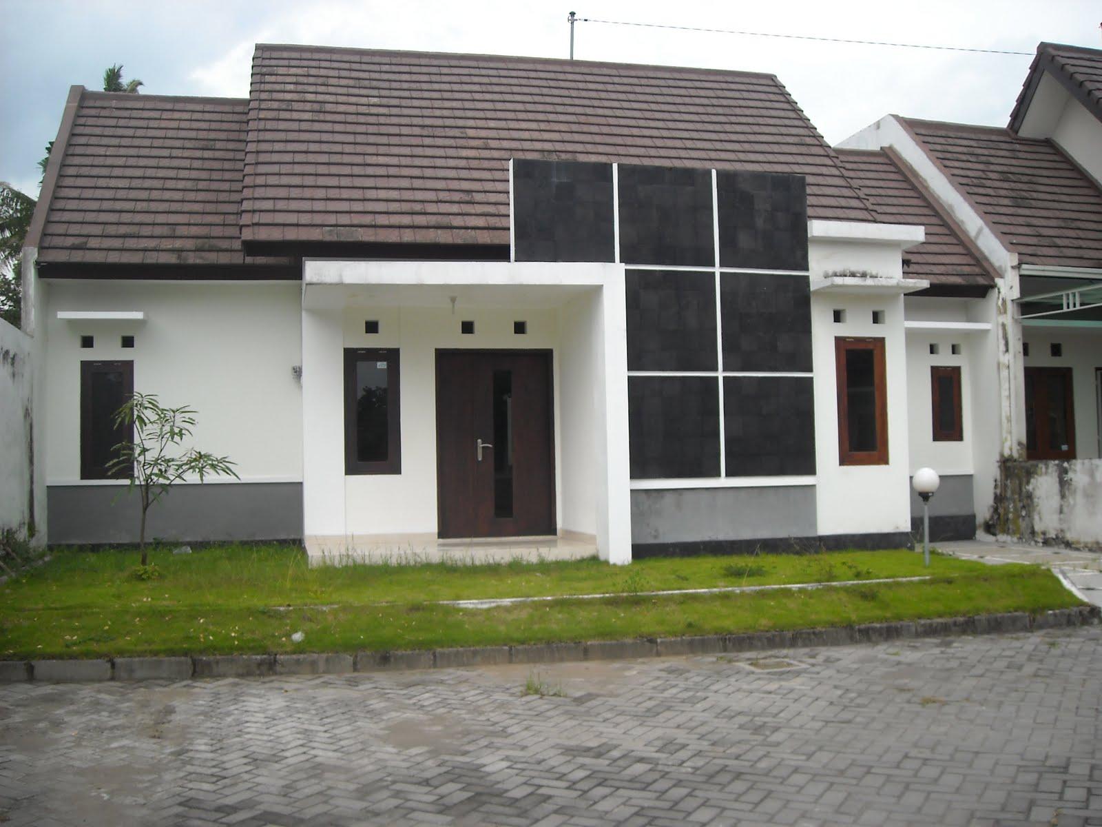 57 Model Rumah Minimalis Irit Biaya Rumah Minimalis Sobat