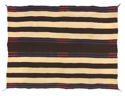 Five Amp Dime Co Antique Navajo Blankets