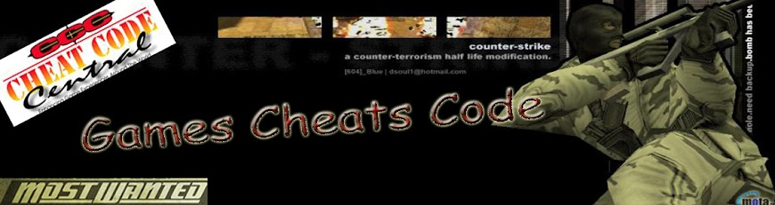 Cheats, Games Cheats for GTA all parts and etc: Counter