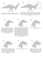 Cara Membuat Origami Naga Bersayap | Origami Binatang - YouTube | 200x154