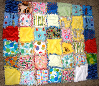 Quick Tips Sewing Rag Quilt Tutorial