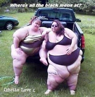 Ghetto fat girls