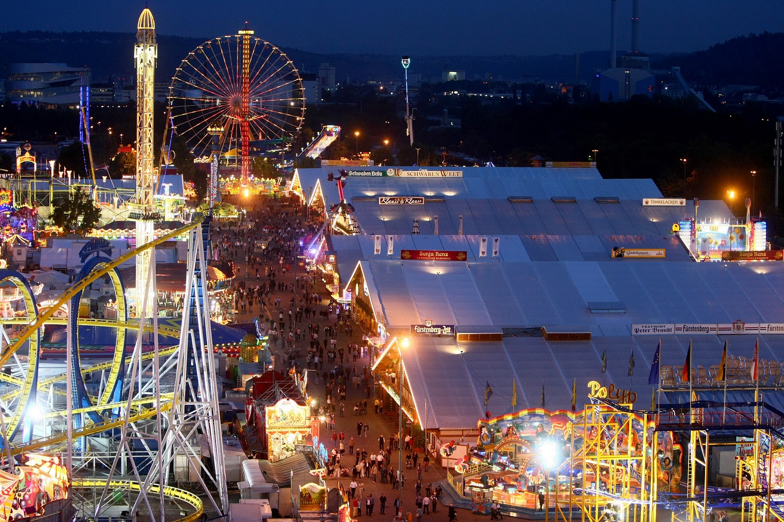 Volkfest Stuttgart