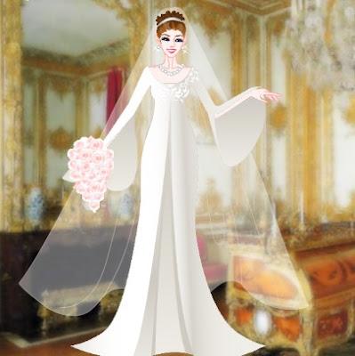 0257eda651 Juego de vestir novias de alta costura