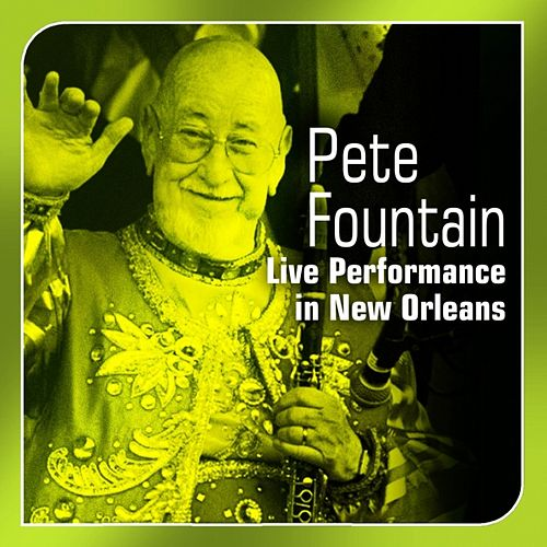 Dixieland Jazz Pete Fountain Discography May 2010