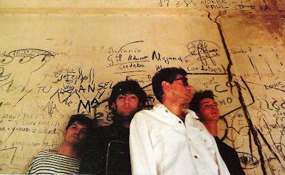 Lagartija Nick en 1991, en la época de Hipnosis