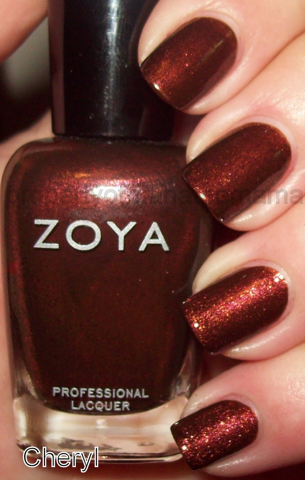 Zoya Wicked Fall 2010Zoya Flowie