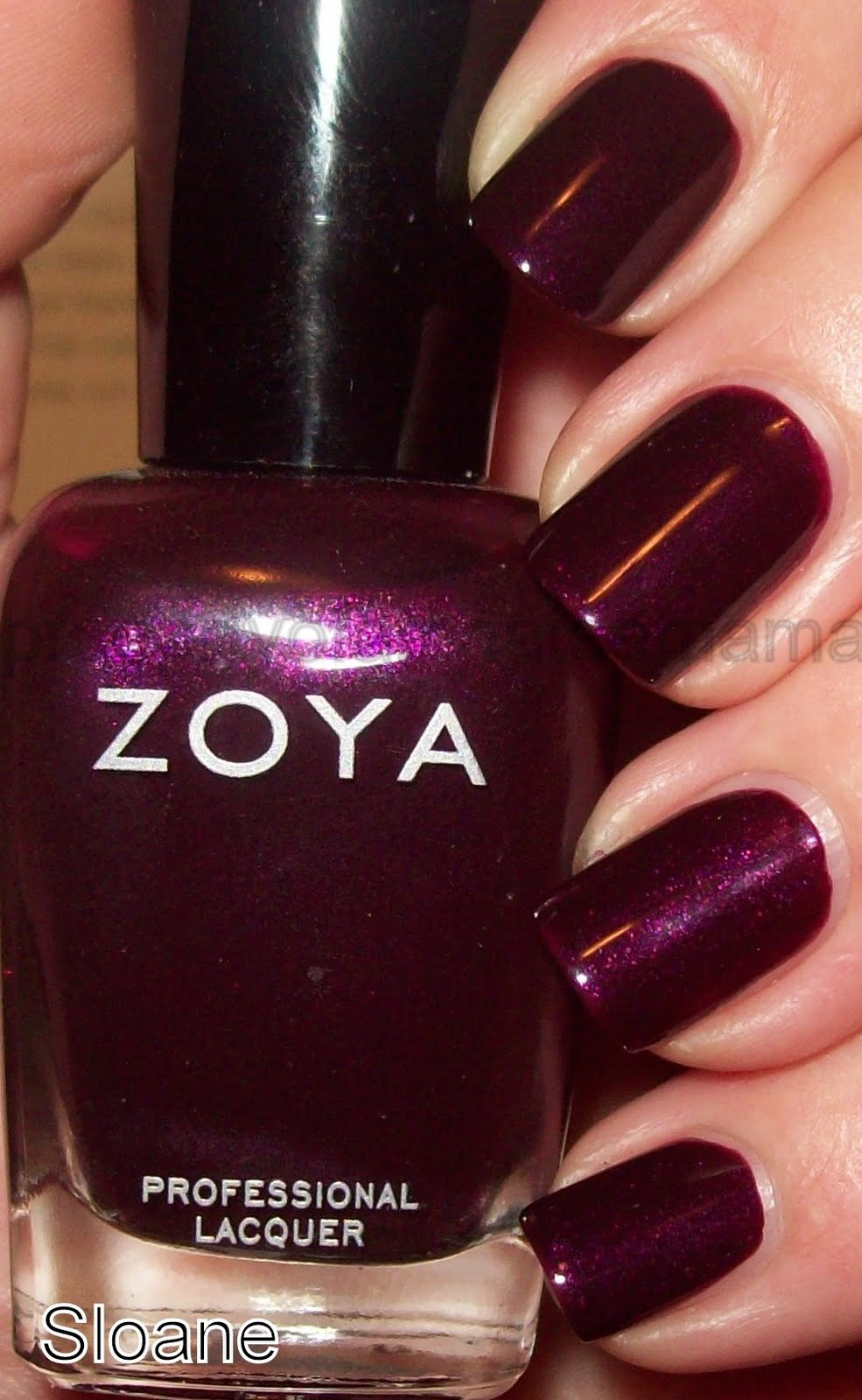 The Manicured Manatee Surprise More Zoya